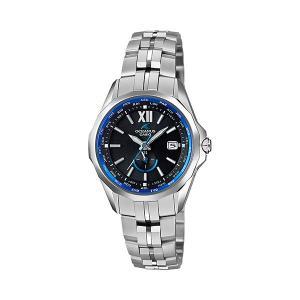 カシオ CASIO ソーラー 電波時計 OCW-S340-1AJF レディース 女性用 腕時計 オシアナス 取り寄せ品|morimototokeiten