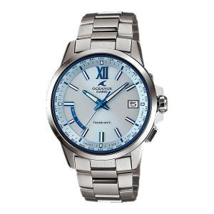 カシオ CASIO ソーラー 電波時計 メンズ 男性用 腕時計 オシアナス OCEANUS OCW-T150-2AJF「取り寄せ品」|morimototokeiten