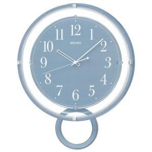 暗くなると秒針を止め 音がしない 壁掛け時計 おしゃれ 電波時計 振り子 掛時計 PH205L セイコー SEIKO 文字入れ対応、有料 取り寄せ品|morimototokeiten