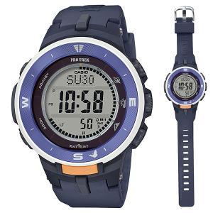 カシオ プロトレック ソーラー 腕時計 日本自然保護協会 コラボレーションモデル PRG-330SD-2JR 刻印対応、有料|morimototokeiten