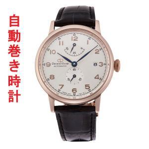 オリエントスター ORIENTSTAR ヘリテージゴシック 男性用 自動巻 腕時計 メンズ RK-AW0003S 取り寄せ品|morimototokeiten