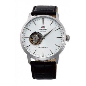 オリエント ORIENT 自動巻き 腕時計 RN-AG0014S メカニカル 革バンド 取り寄せ品|morimototokeiten