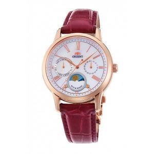 腕時計 レディース ボーイズ オリエント RN-KA0001A ORIENT 革バンド 名入れ刻印対応、有料 取り寄せ品|morimototokeiten