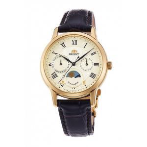 腕時計 レディース ボーイズ オリエント RN-KA0002S ORIENT 革バンド 名入れ刻印対応、有料 取り寄せ品|morimototokeiten