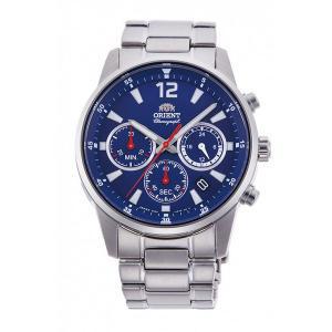 オリエント RN-KV0002L クロノグラフ 男性用腕時計 ORIENT 名入れ刻印対応、有料 ZAIKO|morimototokeiten