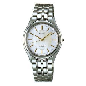 SACL009 セイコー ドレスウォッチ ドルチェ 男性用腕時計 SEIKO メンズウオッチ DOLCE 名入れをした うでトケイをプレゼントに 刻印対応、有料 取り寄せ品|morimototokeiten