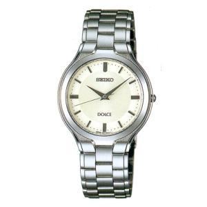 セイコー ドレスウォッチ ドルチェ 男性用腕時計 SACM107 刻印対応、有料 取り寄せ品|morimototokeiten