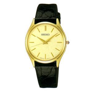 セイコー ドレスウォッチ ドルチェ 男性用腕時計 SACM150 名入れをした うでトケイをプレゼントに 刻印対応、有料 取り寄せ品|morimototokeiten