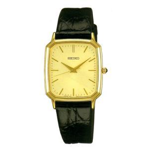 セイコー ドレスウォッチ ドルチェ 男性用腕時計 SACM154 名入れをした うでトケイをプレゼントに 刻印対応、有料 取り寄せ品|morimototokeiten
