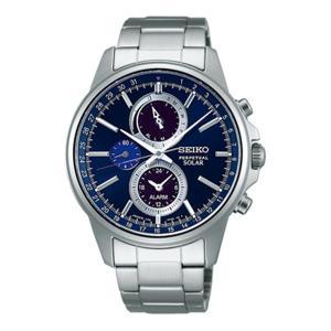 SEIKO SPIRIT 男性用 SBPJ003 セイコー クロノグラフ ソーラー メンズ腕時計 名入れ刻印対応、有料 取り寄せ品|morimototokeiten