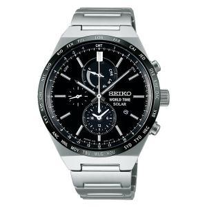 SEIKO SPIRIT 男性用 SBPJ025 セイコー クロノグラフ ソーラー メンズ腕時計 名入れ刻印対応、有料 取り寄せ品|morimototokeiten