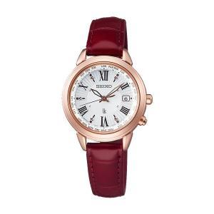 セイコー ルキア ソーラー 電波時計 SSQV022 女性用 腕時計 レディースウオッチ SEIKO LUKIA 刻印対応、有料  取り寄せ品|morimototokeiten