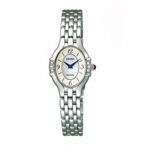 セイコー 女性用 腕時計 SWDX169 電池時計 SEIKO エクセリーヌ EXCELINE 名入れ刻印対応、有料 取り寄せ品|morimototokeiten