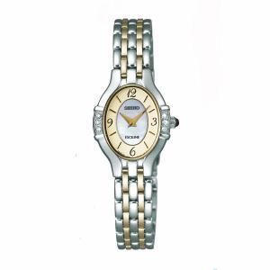 セイコー 女性用 腕時計 SWDX171 電池時計 SEIKO エクセリーヌ EXCELINE 名入れ刻印対応、有料 取り寄せ品 morimototokeiten