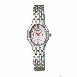 セイコー 女性用 腕時計 SWDX173 電池時計 SEIKO エクセリーヌ EXCELINE 名入れ刻印対応、有料 取り寄せ品 morimototokeiten
