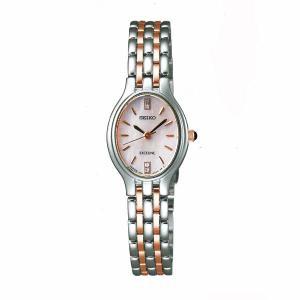セイコー 女性用 腕時計 SWDX181 電池時計 SEIKO エクセリーヌ EXCELINE 名入れ刻印対応、有料 取り寄せ品 morimototokeiten