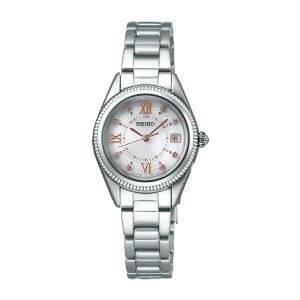 セイコー ティセ SWFH061 ソーラー 電波時計 レディース ウオッチ SEIKO TISSE 女性用 腕時計 刻印対応、有料 取り寄せ品|morimototokeiten