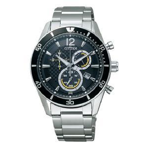 シチズン CITIZEN ソーラークロノグラフ腕時計 オルタナ VO10-6742F 刻印対応、有料 取り寄せ品|morimototokeiten