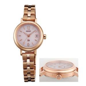 オリエント ソーラー 腕時計 WI0011WG イオ io ウオッチ ORIENT 女性用 婦人用 名入れ刻印対応、有料 取り寄せ品|morimototokeiten