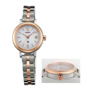 オリエント ソーラー 腕時計 WI0021WG イオ io ウオッチ ORIENT 女性用 婦人用 名入れ刻印対応、有料 取り寄せ品|morimototokeiten