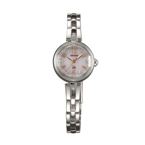 ソーラー 女性用 腕時計 オリエント 婦人用 光 あかり カジュアル レディース 時計 ORIENT イオ io ウオッチ WI0171WD 取り寄せ品|morimototokeiten