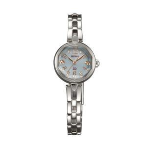 ソーラー 女性用 腕時計 オリエント 婦人用 光 あかり カジュアル レディース 時計 ORIENT イオ io ウオッチ WI0181WD 取り寄せ品|morimototokeiten