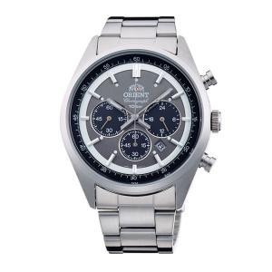 ソーラー腕時計 オリエントWV0011TX クロノグラフ ORIENT 男性用 腕時計 紳士用 名入れ刻印対応、有料 取り寄せ品|morimototokeiten