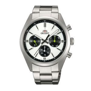 メンズ 腕時計 男性用 ウオッチ オリエントNeo70's PANDA(パンダ) ORIENT 時計  WV0011UZ  名入れ刻印対応、有料 取り寄せ品|morimototokeiten