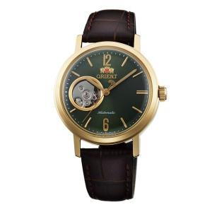 WV0451DB オリエント 自動巻き腕時計 メカニカル トケイ 機械式時計 メンズ ボーイズ スタイリッシュ&スマート 刻印対応、有料 取り寄せ品|morimototokeiten