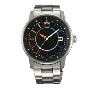 オリエント 自動巻き メンズ腕時計 ORIENT 男性用 ウオッチ WV0761ER スタイリッシュ&スマート DISK 取り寄せ品|morimototokeiten
