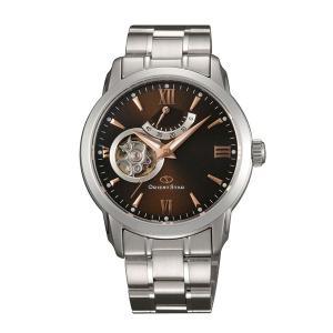 オリエントスター セミスケルトン オリエント ORIENT ORIENTSTAR 男性用 自動巻 腕時計 メンズ WZ0071DA 取り寄せ品|morimototokeiten