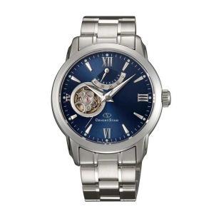 オリエント ORIENT オリエントスター セミスケルトン ORIENTSTAR 男性用 自動巻 腕時計 メンズ WZ0081DA 取り寄せ品|morimototokeiten