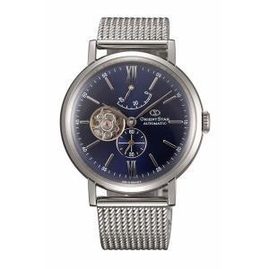腕の動きで動く自動巻 WZ0151DK オリエントスター クラシックセミスケルトン 男性用 腕時計 ORIENTSTAR 取り寄せ品|morimototokeiten