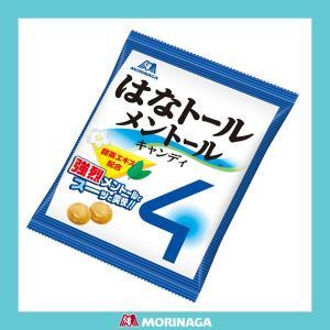 森永 はなトールメントールキャンディ 70g×6袋 森永製菓