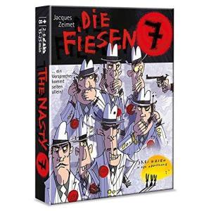 テーブルゲーム Die fiesen 7 (7人のマフィア)【新パッケージ】 morinokobito