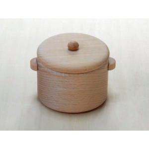 商品名:鍋 97662 /木のおもちゃ/ままごと/誕生日プレゼント 商品サイズ:直径6.5×高さ6....