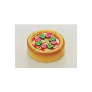 木 おもちゃ ままごと だいわ ミニ・ピザ 97629|morinokobito