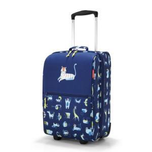 キッズ ファミリーバッグ reisenthel ライゼンタール ABCフレンズ トローリーXSキッズ BLUE IL4066|morinokobito