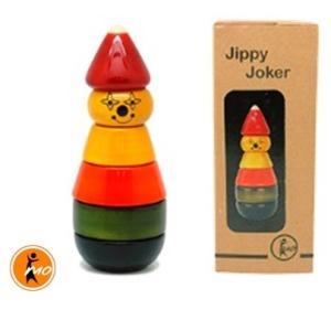 積み木 マヤ・オーガニック Jippy Joker(ジッピー・ジョーカー)フェアトレード|morinokobito