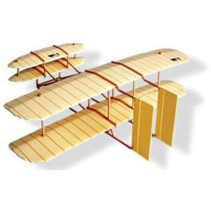 あおぞら Mini Wright Flyer(ミニライトフライヤー)WF-1  History Plane シリーズ morinokobito