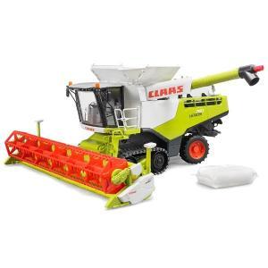 車 おもちゃ 農業 トラクター BRUDER ブルーダー Claas Lexion 780コンバインハーベスター 02119|morinokobito