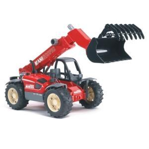 車 おもちゃ BRUDER ブルーダー Manitou テレスコープ MLT633 02125|morinokobito