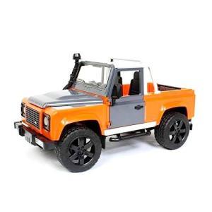 車 おもちゃ BRUDER ブルーダー LAND Rover Def.ピックアップ 02591 morinokobito