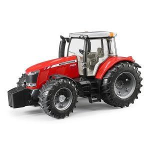 車 おもちゃ 農業 トラクター BRUDER ブルーダー MF7624 トラクター03046|morinokobito