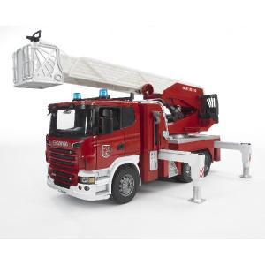 車のおもちゃ BRUDER ブルーダー SCANIA 消防車 03590|morinokobito