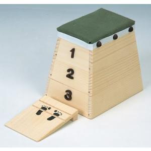 加賀谷木材 跳び箱小物入れ 工作キット|morinokobito