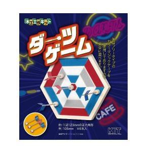 木工工作キット 加賀谷木材 ダーツゲーム 2100916|morinokobito