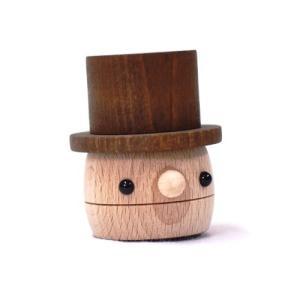 おもちゃのこまーむ どんぐりぱぱ|morinokobito
