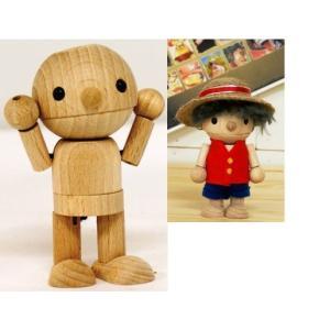 おもちゃのこまーむ こまむ・どぉる・木の人形|morinokobito