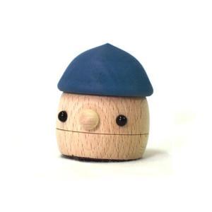 おもちゃのこまーむ どんぐりころころ(ブルー)|morinokobito